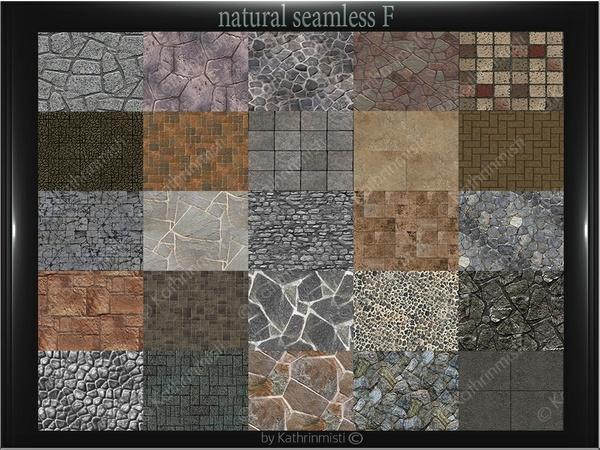 NATURAL SEAMLESS F