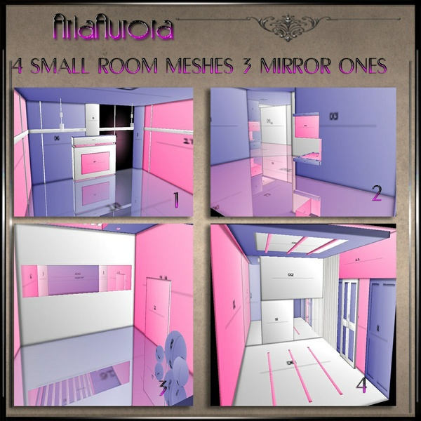 4 Small Room Mesh Offer/Resell Right!!
