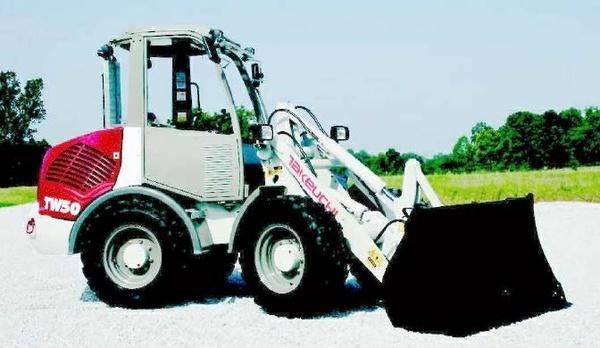 Takeuchi TW50 Wheel Loader Service Repair Manual Download