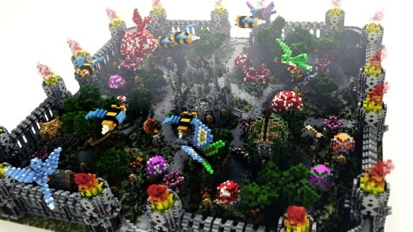 Factions Spawn - Fantasy