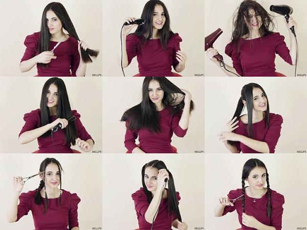 Marija Hair Play