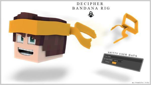 Deciphers Bandana Rig [FREE]