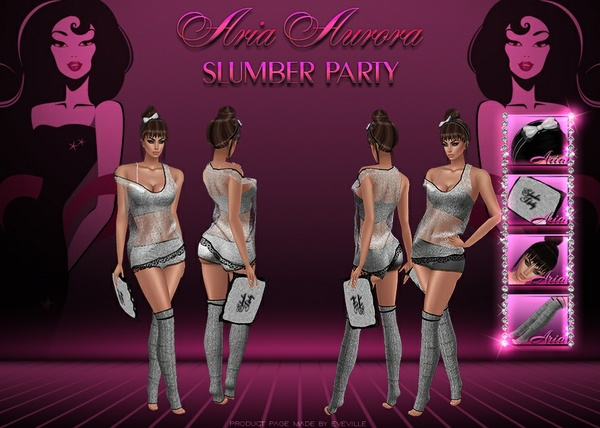 Slumber Party Bundle,Resell Right!!