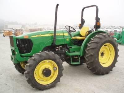 John Deere 5225, 5325, 5425, 5525, 5625, 5603 Tractors Repair Service Technical  Manual TM2187
