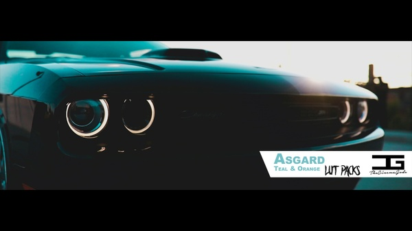 Asgard Teal & Orange LUT