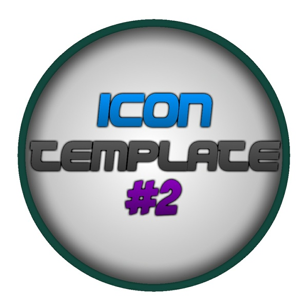 Icon Template #2 [Free]