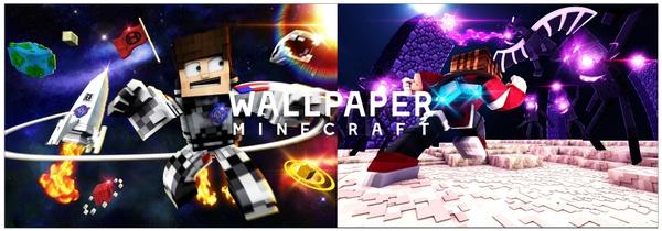 Minecraft - Wallpaper