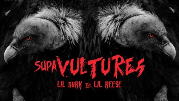 "Lil Durk x Lil Reese Type Beat ""Vultures"" [Prod. Fr3shBeats]"