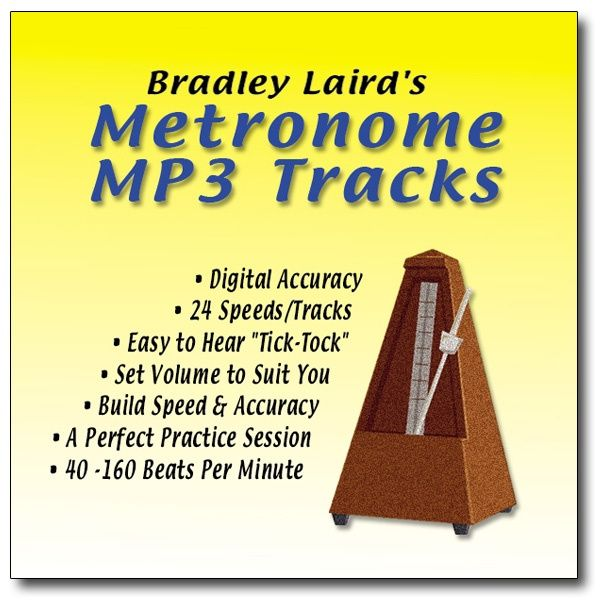 Metronome - 24 MP3 Tracks