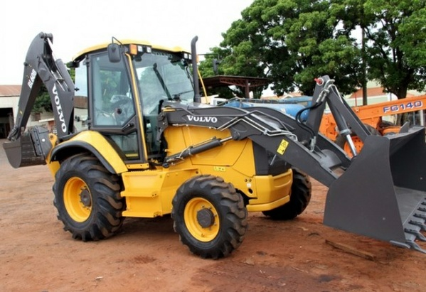 VOLVO BL60B BACKHOE LOADER SERVICE REPAIR MANUAL - DOWNLOAD