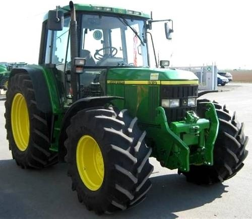 John Deere 6010, 6110, 6210, 6310, 6410, 6510, 6610 (SE) Tractors Repair Service Manual (tm4559)