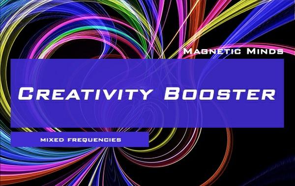 Creativity Booster - Increase Creativity, Imagination, Visualization - Binaural Beats - Study Music