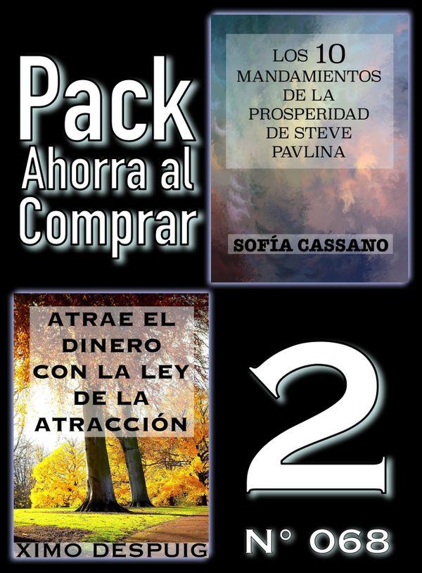 Pack Ahorra al Comprar 2 (Nº 068): Atrae el dinero con la ley de la atracción & Los 10...