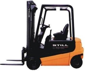 Still Electric Fork Truck R60-16, R60-18, R60-20 Compact: 6050, 6051, 6052 Spare Parts List