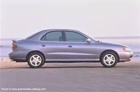 Hyundai Elantra 1999 Service Workshop Repair Manual