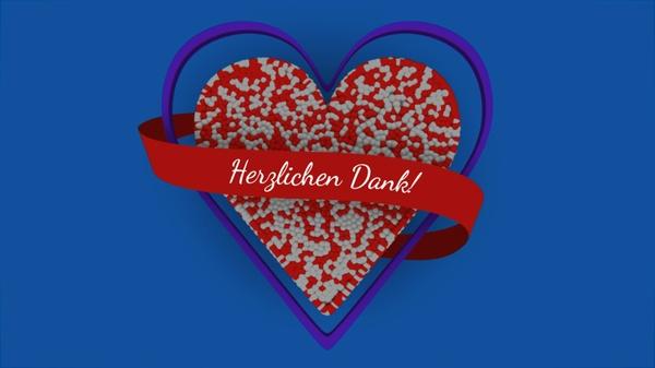 """Video """"Herzlichen Dank"""""""