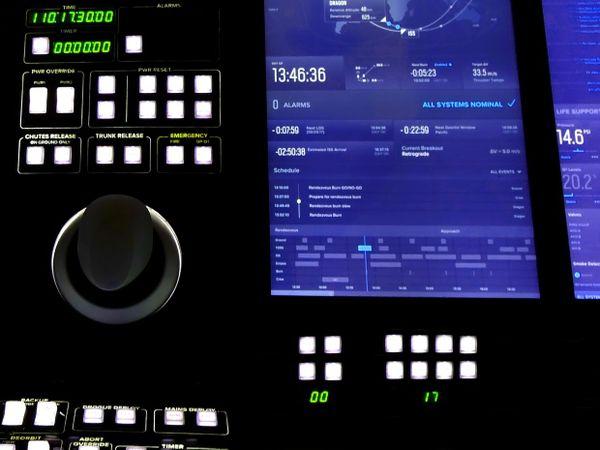 Spaceship Interface Sound Pack 01