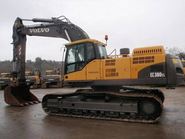 VOLVO EC360C L EC360CL EXCAVATOR SERVICE REPAIR MANUAL - DOWNLOAD