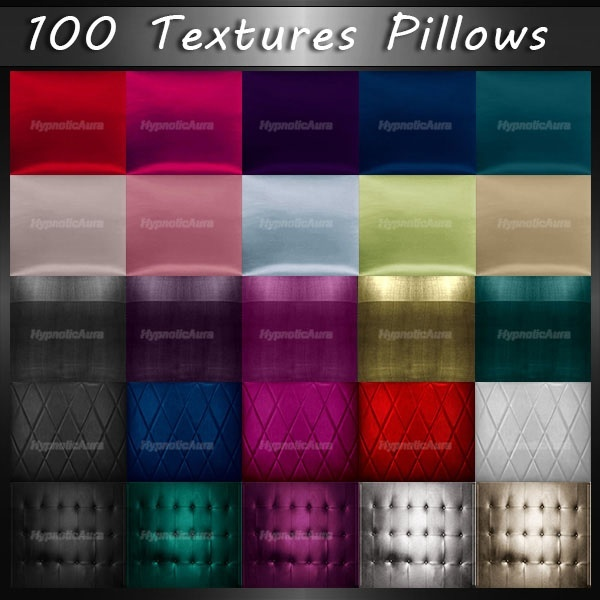 [H]TEXTURE PACK 100 BASIC PILLOWS