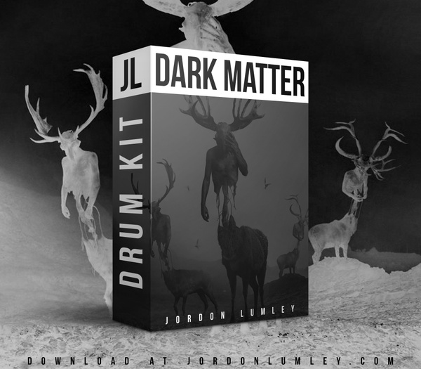 Dark Matter Drum Kit Volume 1