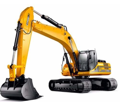 JCB JS360 Tier III Auto Tracked Excavator Service Repair Manual Download