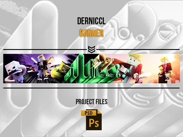 Minecraft Banner Files - DerNiccl