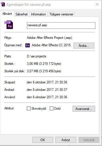 newera project file