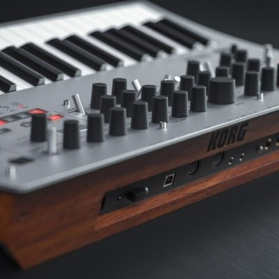 Korg Minilogue 100 Signature Sounds.COMING SOON!