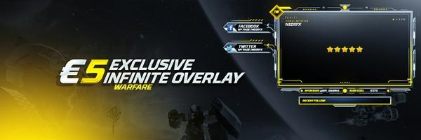 Infinite Warfare Overlay