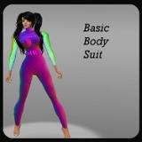 Basic Body Suit F