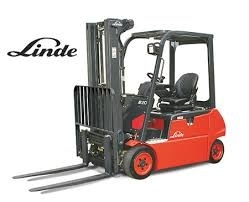 Linde Electric Fork Truck E 20  25  30 Series 336