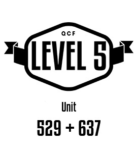 UNIT 529 + 637 Manage physical resources