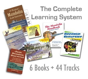 Complete Mandolin Learning System