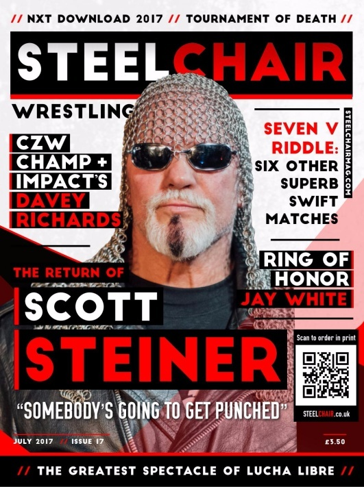 SteelChair Wrestling Magazine #17