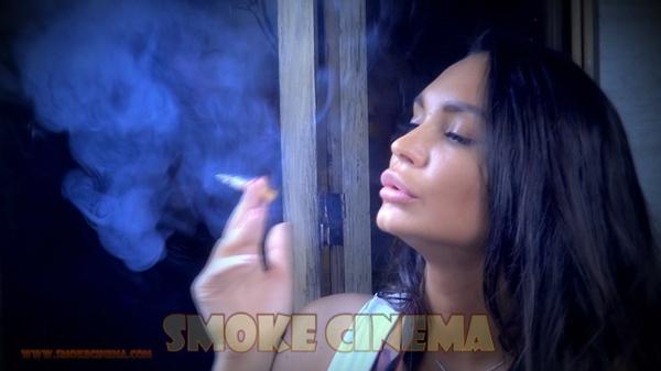Smoking Model Tatyana . Parts 2,3.
