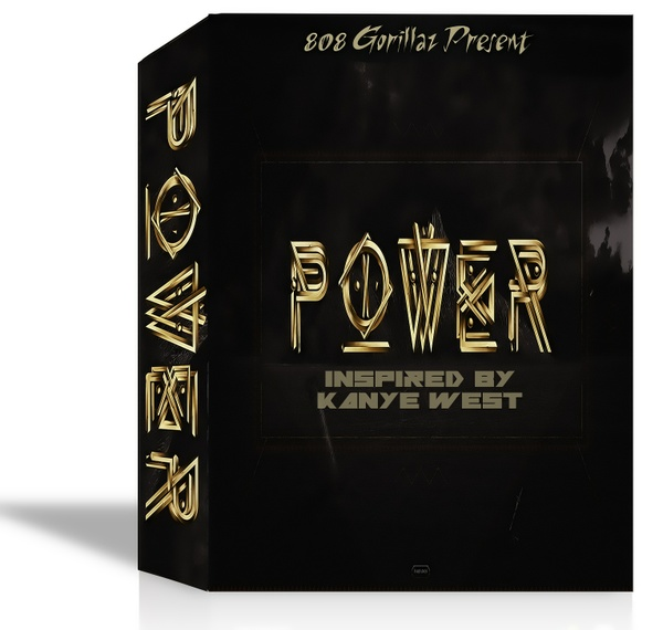 POWER (KANYE WEST DRUMKIT/SAMPLEPACK)