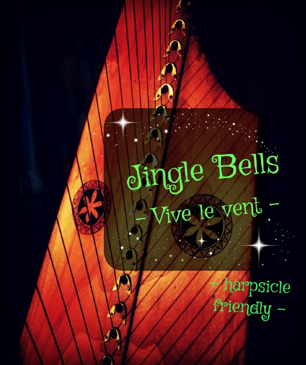 225-JINGLE BELLS PACK - HARPSICLE FREINDLY -