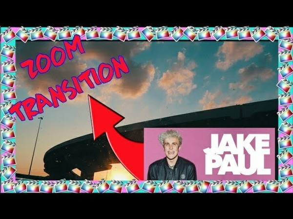 JAKE PAUL | CRAZY ZOOM IN Transition | FREE DOWNLOADS | Final Cut Pro
