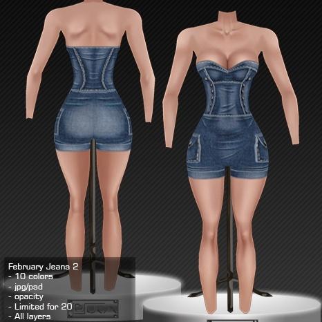 2014 Feb Jeans # 2