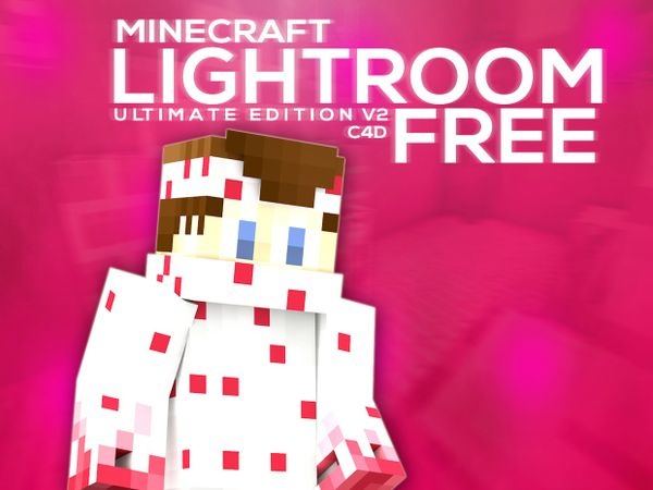 Minecraft Lightroom V2 (FREE)
