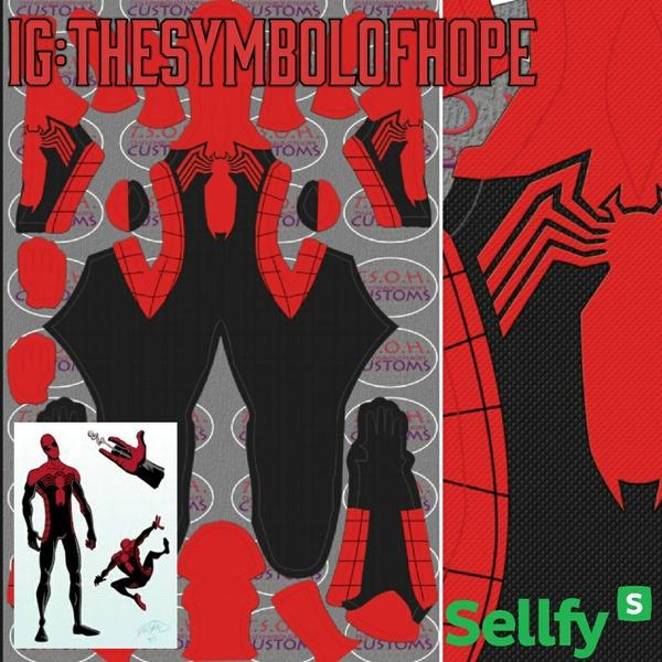 Symbiote Spider-Man Variant 1