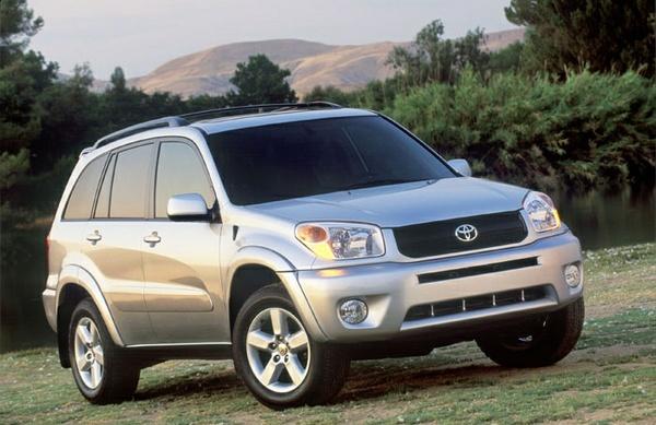 FREE: 2000-2005 Toyota RAV4, OEM Electrical Wiring Diagrams (PDF)