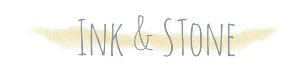 Ink & Stone Pre-Made Logo