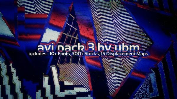 AVI PACK 3 BY UBM