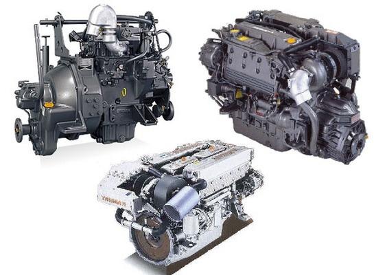YANMAR BY SERIES MARINE DIESEL ENGINE OPERATION MANUAL