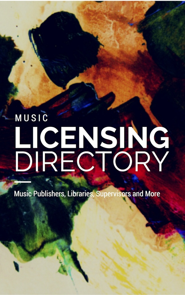 Music Licensing Directory