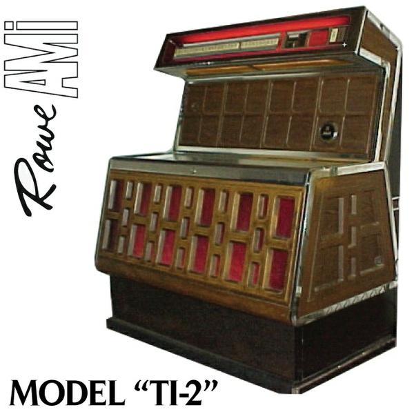 Rowe AMI TI-2 Caprice, Rhapsody, Woodbridge, Manual & Brochure 1974
