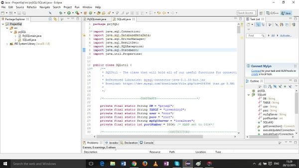 Project: SQL