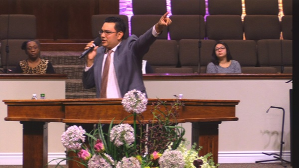"""Rev. Gabe Palma 02-05-17pm """" From seedtime to Harvest: Fear, Trembling and the Power of God """" MP4"""