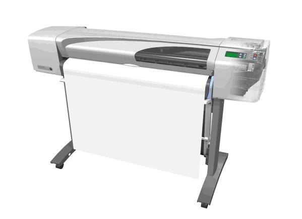HP DesignJets 500, 510, 800 Series Large-Format Printers Service Repair Manual